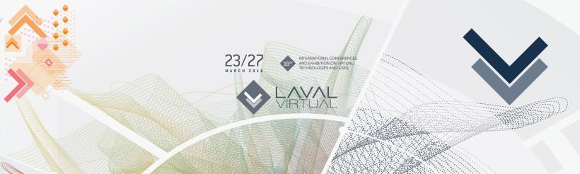 Image à la une Evénement Laval Virtual Tour