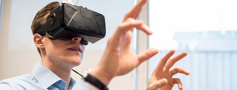 image à la une d'une application de réalité virutuelle