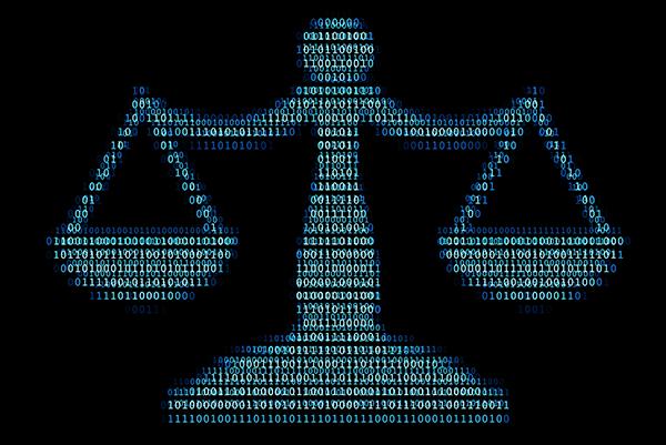 Illustration de la loi numérique