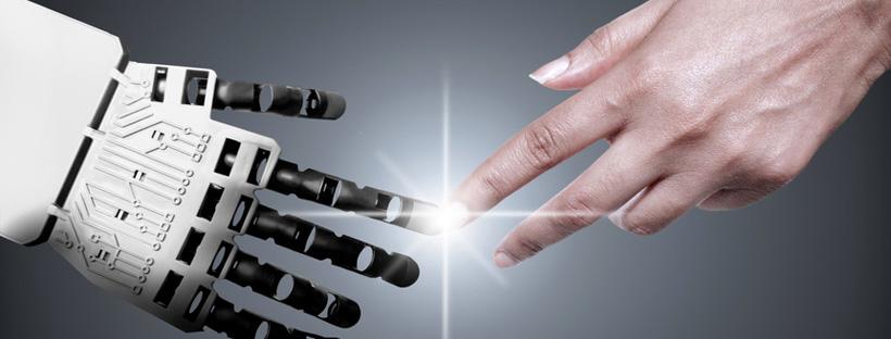 Bandeau de l'article hommes et robots