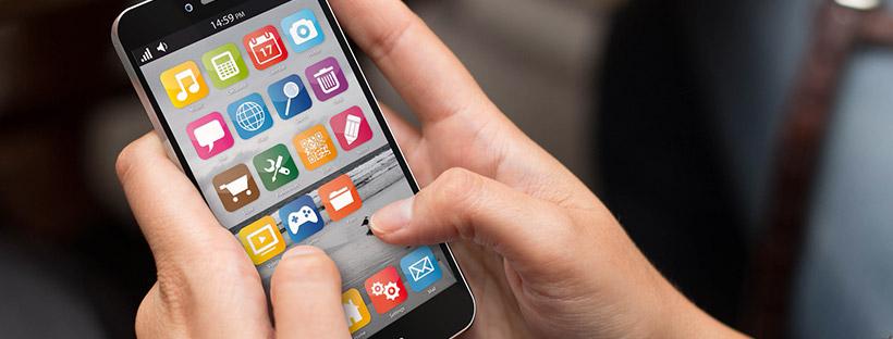 Bandeau de l'article sur les applications santé