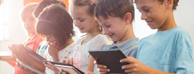 Des objets connectés pour un enseignement numérique