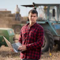 Le futur de l'agriculture associé aux objets connectés