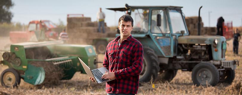 Objets connectés et big data envahissent l'agriculture