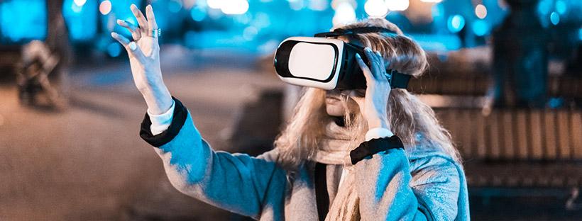 La réalité virtuelle dans les villes