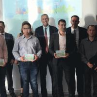 """""""Vers une nouvelle économie des eaux usées"""" : Veolia récompense 3 start-up pour leurs solutions innovation"""